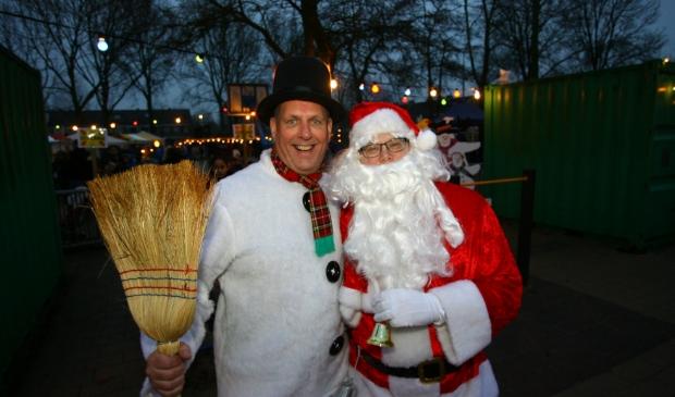 <p>Een beeld van de kerstmarkt vorig jaar.&nbsp;</p>