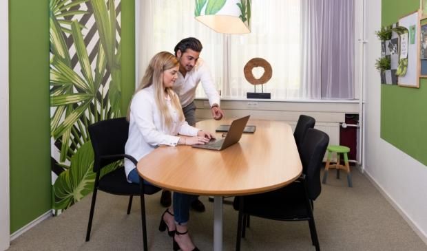 LX Space Hoofddorp is een plek waar je FLXibel een kantoorunit kan huren.