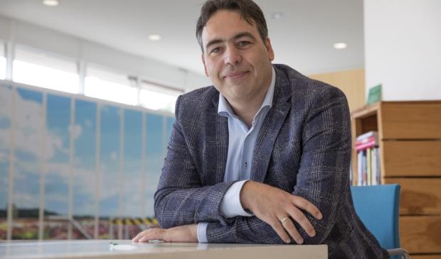 <p>Arjen Droog wordt per 1 december aangesteld als de nieuwe directeur van Regio Foodvalley.</p>