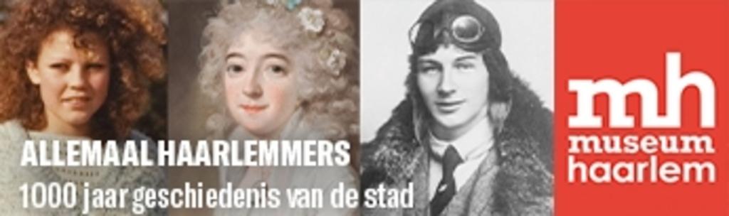 <p>De tentoonstelling in Museum Haarlem.</p> <p>Museum Haarlem</p> © BDU media