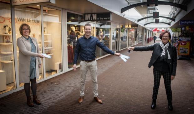 <p>De decemberactie van winkelcentrum De Giessenhof is weer van start gegaan.</p>