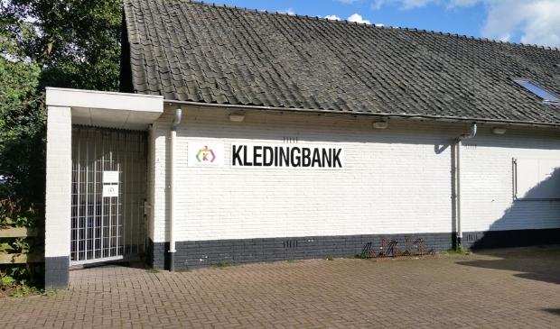 Kledingbank aan Galjoen 4 in Amstelveen