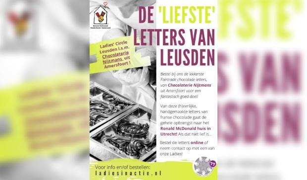 flyer liefste letters