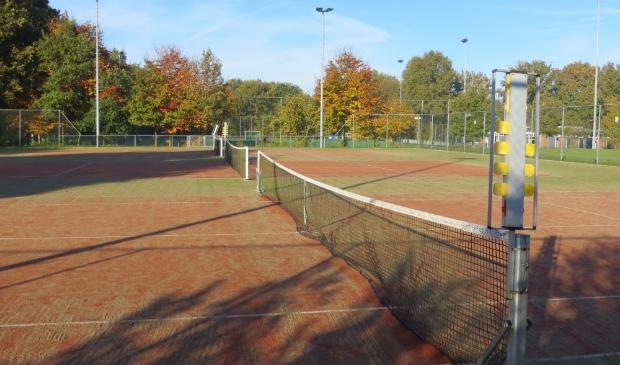 tennispark de Bosrand (naast hockeyclub)