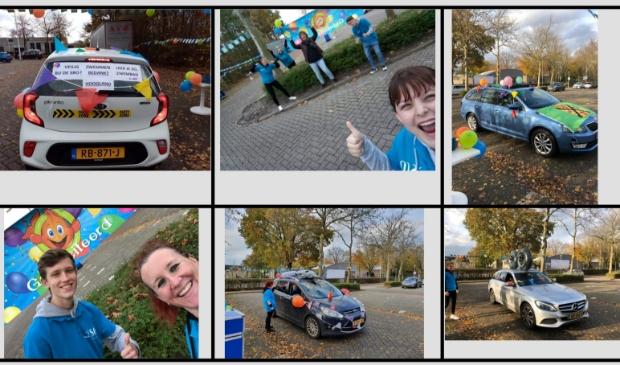 Het sportieve feestje rondom zwmbad Hoogland