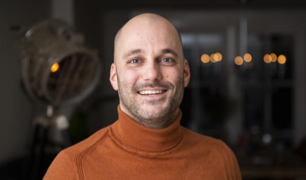 <p>Erik Schenk uit Voorthuizen heeft weer een stralende glimlach. ,,Het ziet er gewoon super netjes uit.&#39;&#39;</p>