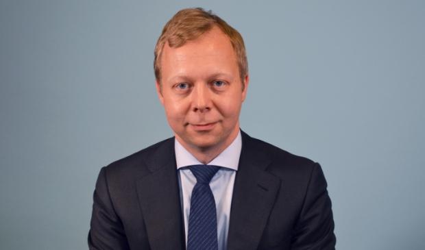 <p>Oud-Hoofddorper Sven Koopmans kwam in 2017 in de Tweede Kamer. &nbsp;</p>