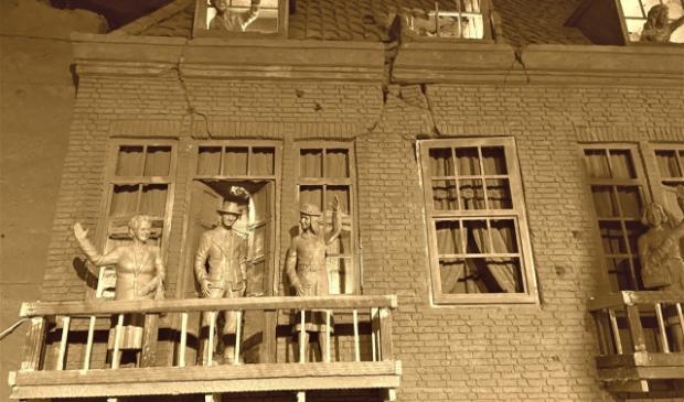 <p>Veluws Zandsculpturenfestijn</p> © BDU media