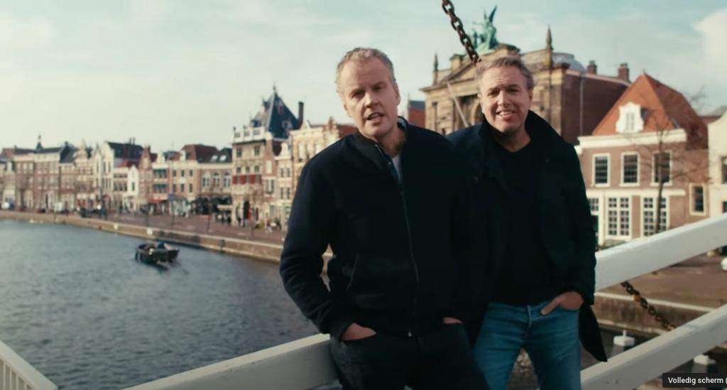 Veldhuis & Kemper. Youtube   Screenshot Hier wil ik zijn © BDU media