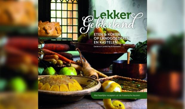 Boek Lekker Gelderland GLK