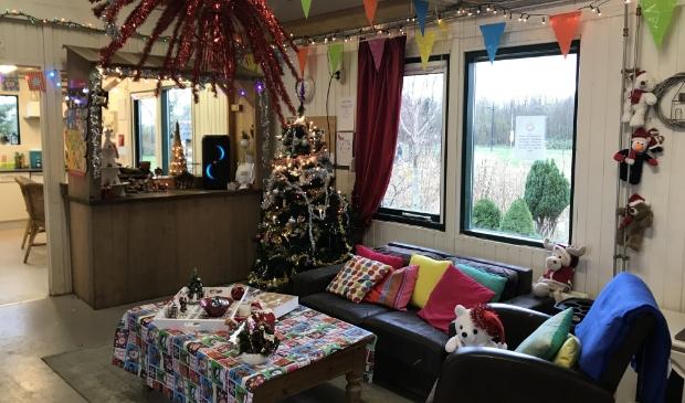 kerst bij Jeugdland
