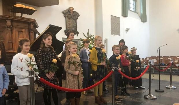 Concert in de Amstelkerk.