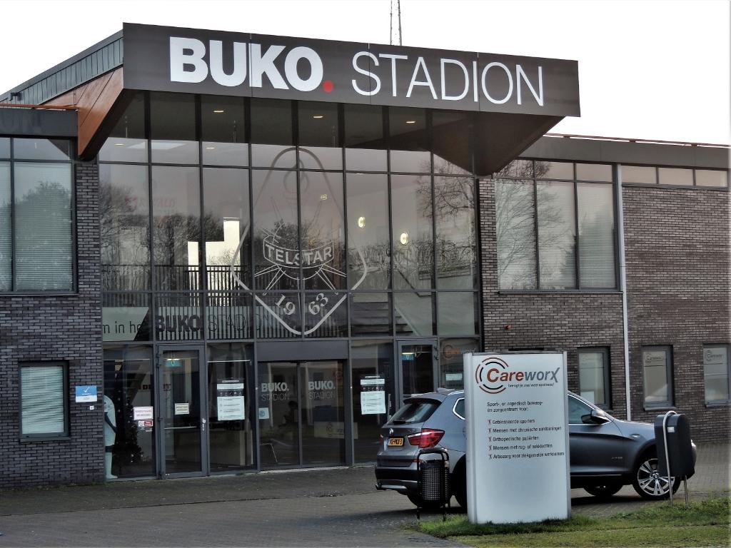 Stadion Hans Blomvliet © BDU media