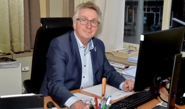 <p>Burgemeester Geert van Rumund.</p>