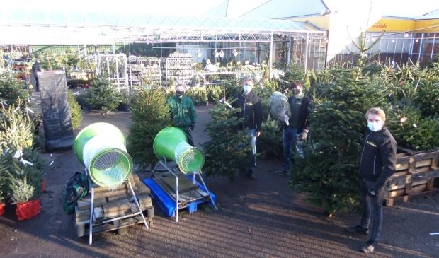 <p>Kerstboomspecialist Tuincentrum de Oosteinde in Hillegom.</p>