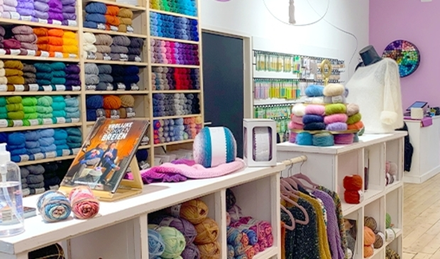 Happy Crafts winkel sfeerbeeld