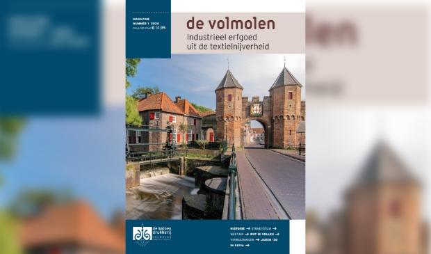 Cover van het magazine over de Volmolen in Amersfoort