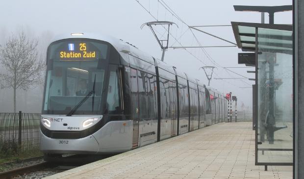 <p>Amstelveen had voor een aftakking van de Amstelveenlijn naar Schiphol gepleit als alternatief voor doortrekking van de NZ-lijn.&nbsp;</p>