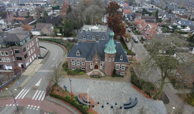 Het gemeentehuis van Woudenberg. Sven Standhart © BDU media