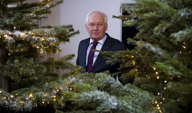 <p>Burgemeester van der Borg: ,,Sliedrecht is een zorgzame en ondernemende samenleving die voor elkaar klaar staat.&quot;</p>