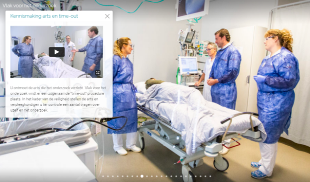 Digitale voorlichting Maag-, Darm- en Leverziekten nu live