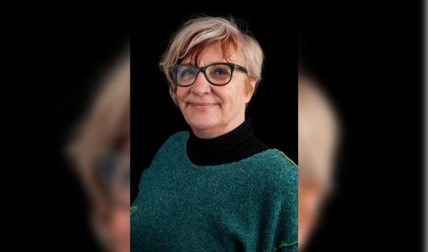 <p>Raadslid GroenLinks Stieneke Kruijer.</p>
