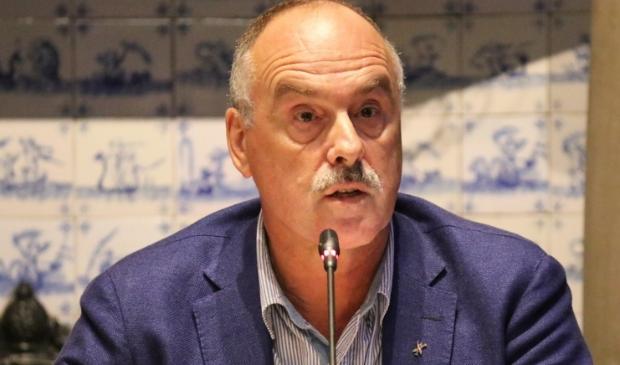 Wethouder Gert-Jan Bluijs