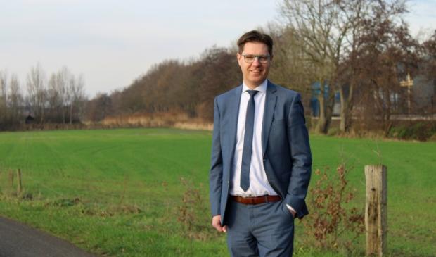 <p>Henk Jan Molenaar bij Hoevelaar fase 3</p>