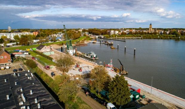 <p>Vluchthaven in Gorinchem</p>