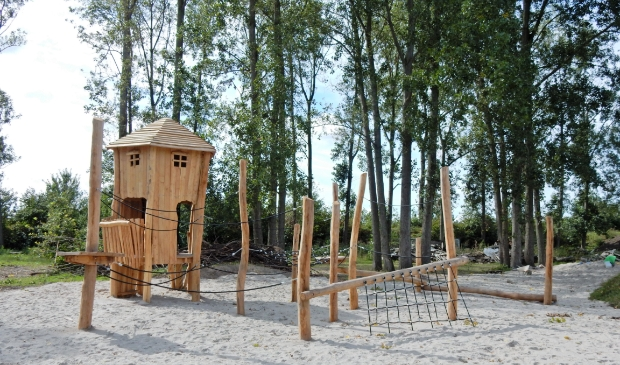 Klimtoren Jeugdland Hoofddorp
