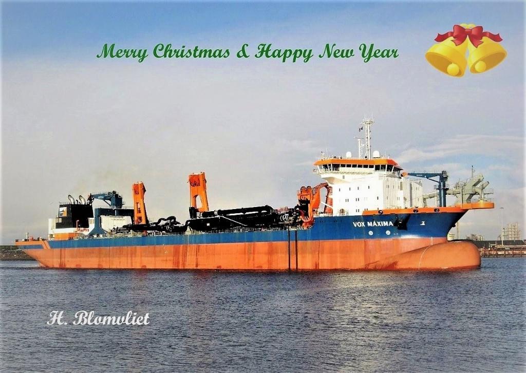 Kerstmis Hans Blomvliet © BDU media