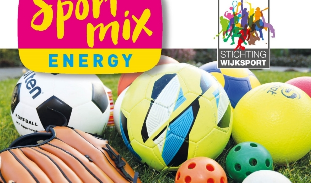 In januari gaat Sportmix-Energy van start