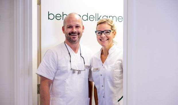 <p>Over acht weken opent aan de Buys Ballotlaan in Soesterberg de nieuwe tandartsenpraktijk Den Bergh.</p>