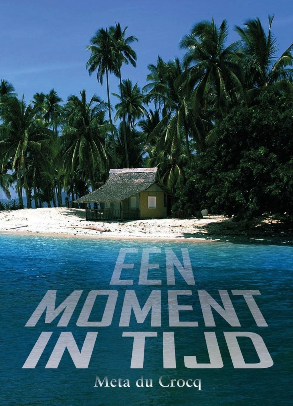 Boekcover Een Moment In Tijd Ambilicious © BDU Media