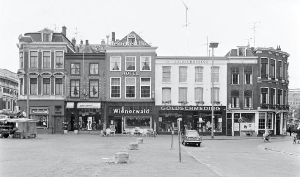 <p>De Grote Markt in 1975. </p>