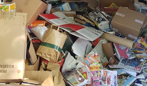 <p>Wel oud-papier inleveren, maar verder geen activiteiten bij Smaakvol &amp; Gastvrij bij De Open Hof.</p>