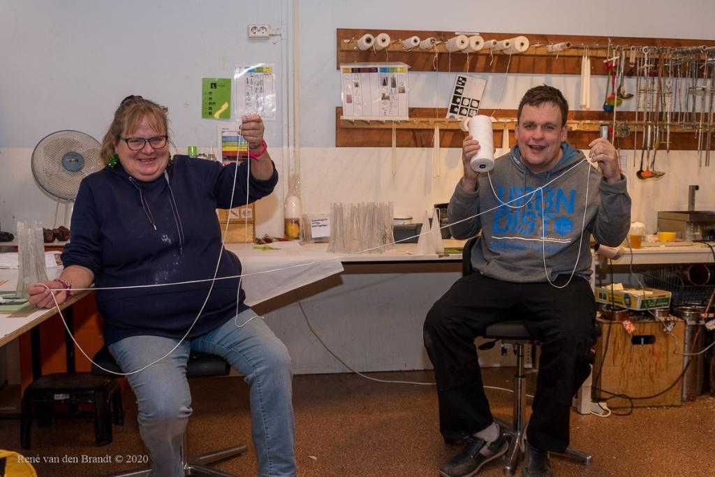 Helga en Nick René van den Brandt © BDU media