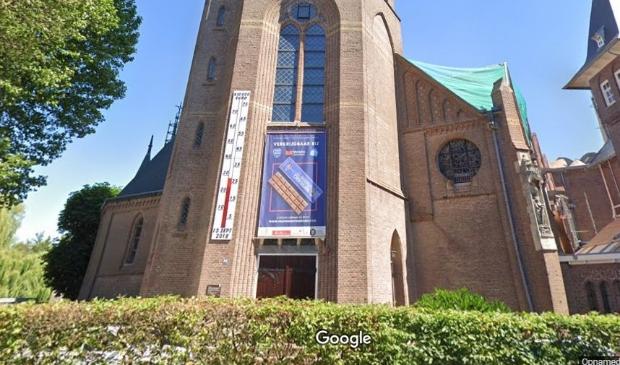 <p>De Urbanuskerk in Bovenkerk.</p>