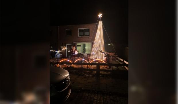 Kersttuin Driebergen 2020