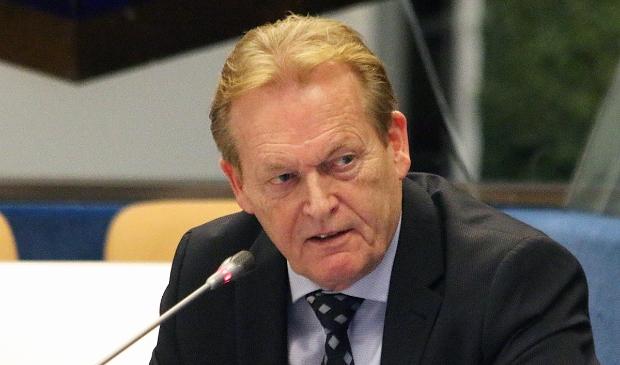 <p>AvA-fractievoorzitter Michel Becker</p>