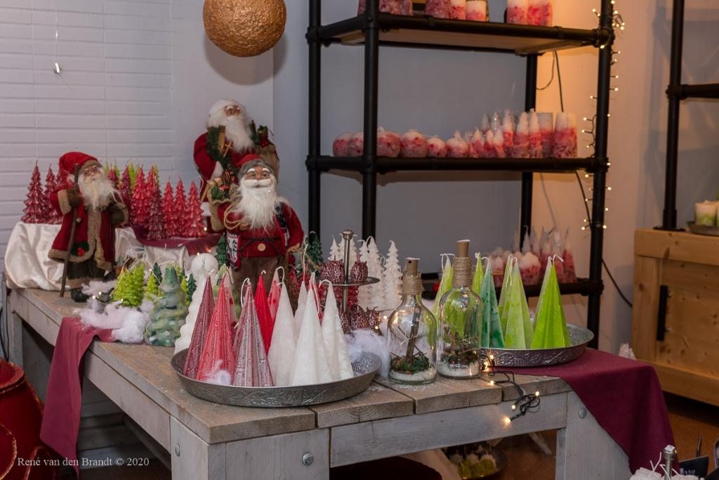 Kaarsen, kaarsen, kaarsen en meer René van den Brandt © BDU media
