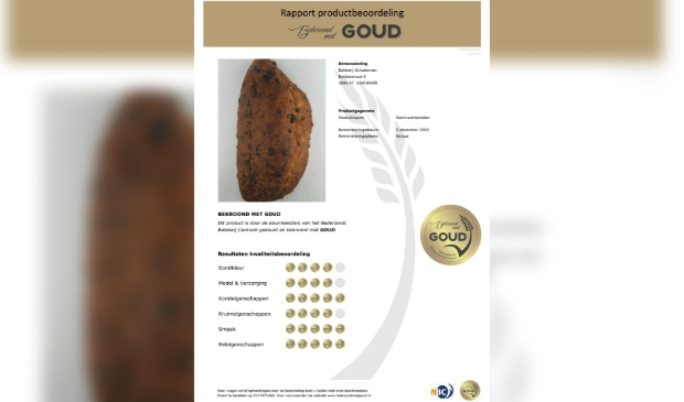 Rapport productkeuring