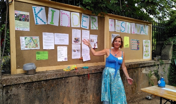 KinderBiodanza docent Ada Knol