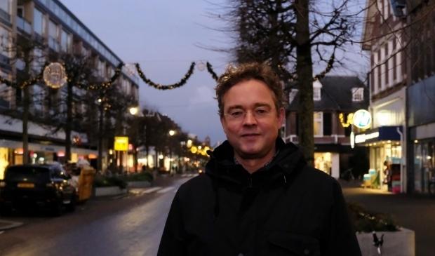 <p>Arnout van Dijk: &quot;De Zeister Knoop stimuleert de lokale economie&quot;.&nbsp;</p>