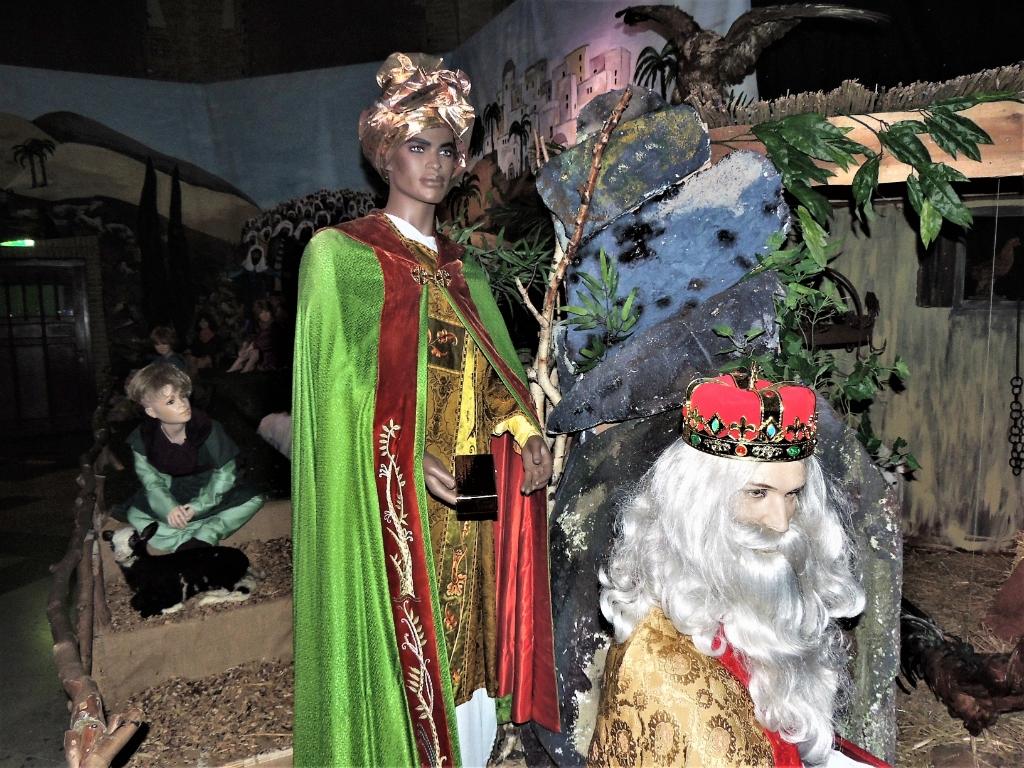 Kerststal Hans Blomvliet © BDU media