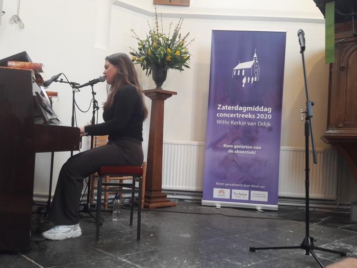 Amina vertolkt Johanna Muis © BDU media