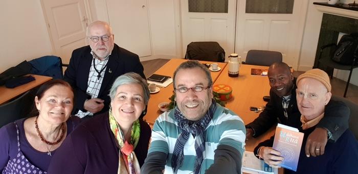 URI NL Kerngroep bijeenkomst in Den Haag