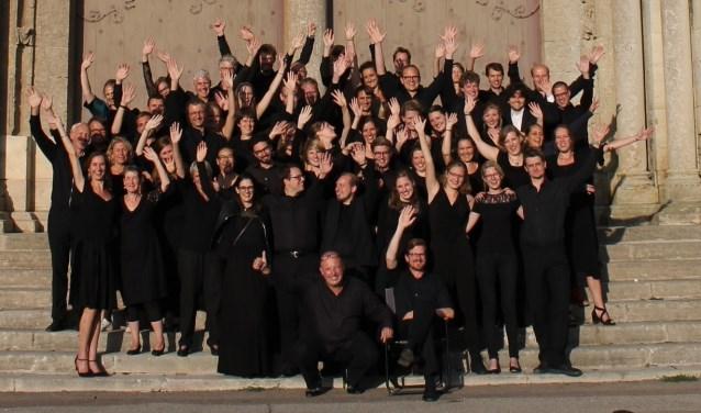 Bijzonder aan BEA is dat het bestaat uit koorzangers én instrumentalisten.