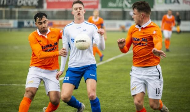 SDV Barneveld speelt op 25 juli de eerste oefenwedstrijd voor het nieuwe seizoen.