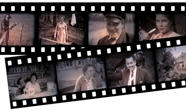 Beelden uit de film uit 1960